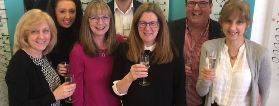 Anne Gill Eyecare Celebrates Fourth Anniversary
